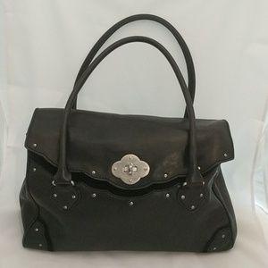 MICHAEL Michael Kors preloved turnlock handbag